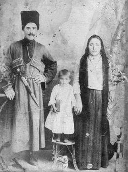 Казаки на фото конца 19-го - начала 20-го века