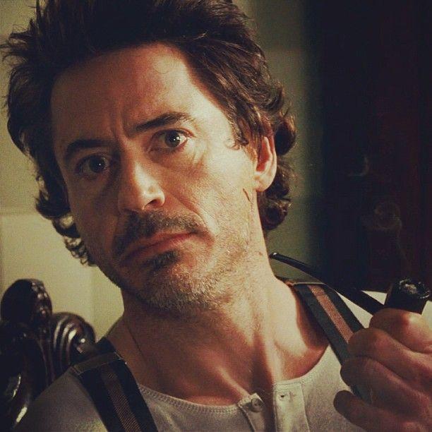 RDJ as Sherlock Holmes | RDJ | Pinterest | Sherlock holmes ...