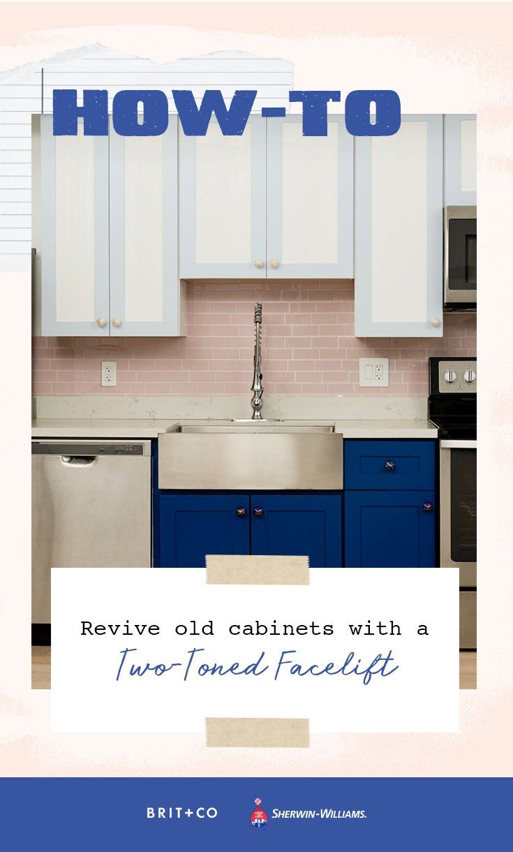 Handygirl S Guide To Doing Home Projects Yourself Home Projects Old Kitchen Cabinets Home