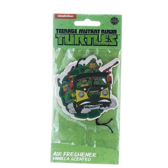Just Funky Teenage Mutant Ninja Turtles Van Air Freshener, Multi-Colored