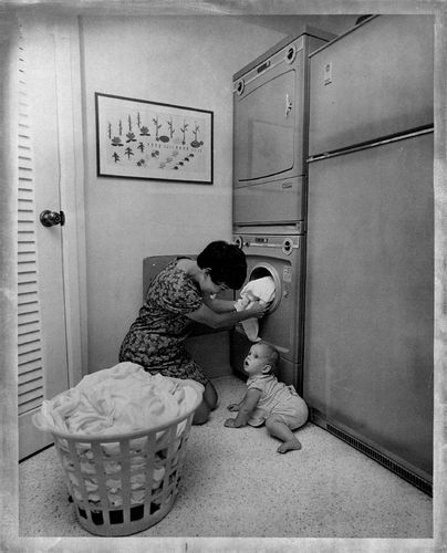 Love This One 1970 Laundry And Laundromat Mrs John Cox
