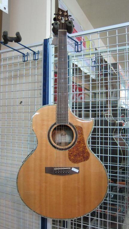 Cort NDX50 Electro-Guitar ~ It's a very high quality working pro guitar at a very sensible price @ 4.690.000 IDR ($469) Call Us:  021.5565.5646 / 0812.938.0852  Pembayaran via Cash / Debit BCA / Cicilan BCA / Kredit AEON, silahkan datang ke alamat kami:  Ruko New Asia No.262, Lippo Karawaci - Tangerang