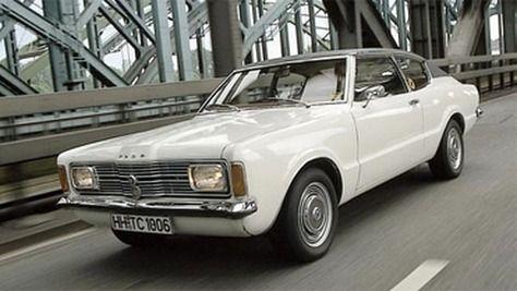 Ford Taunus TC TC '71 - 1970-73 - autobild.de