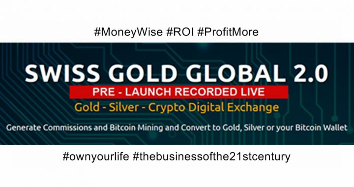 Join the world's most complete International Wealth Club built around Precious Metals, Real Wealth, Real Income & Real Knowledge. Mathematically proven ROI with Crypto Currency & a Real Wealth Building Platform with Professional Coaching