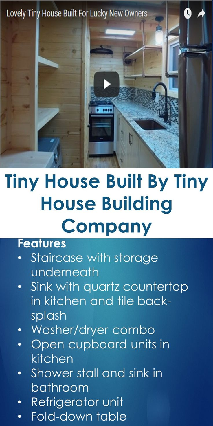 176 best tiny houses images on pinterest little houses for Home building companies near me