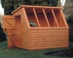 All our sheds are delivered flat packed with ready built side walls, floor panels and roof panels. The floor and roof sections are constructed from timber not sheet material. The felt for the roof comes ready cut to size and our sheds are supplied with glass for the windows. All fixings and instructions are supplied on delivery. ALL PRICES INCLUDE VAT [description_break]