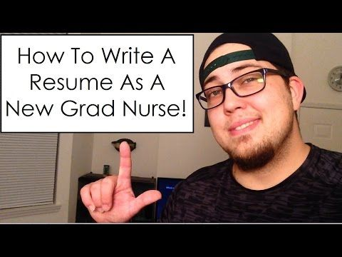 How To Write a Resume! (with free template)