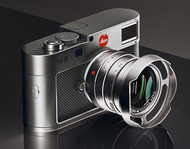 Leica M9 Titanium. Limited Edition - 500 units.