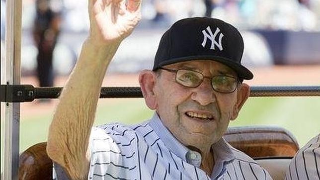 Fallece Yogi Berra, el jugador de béisbol que inspiró el nacimiento del Oso Yogui