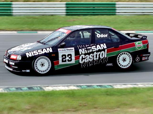 Nissan Primera eGT BTCC (P10) '1992–97