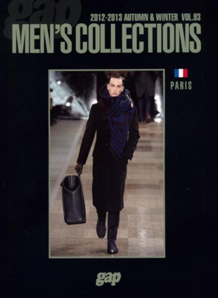 Collections Men magazine