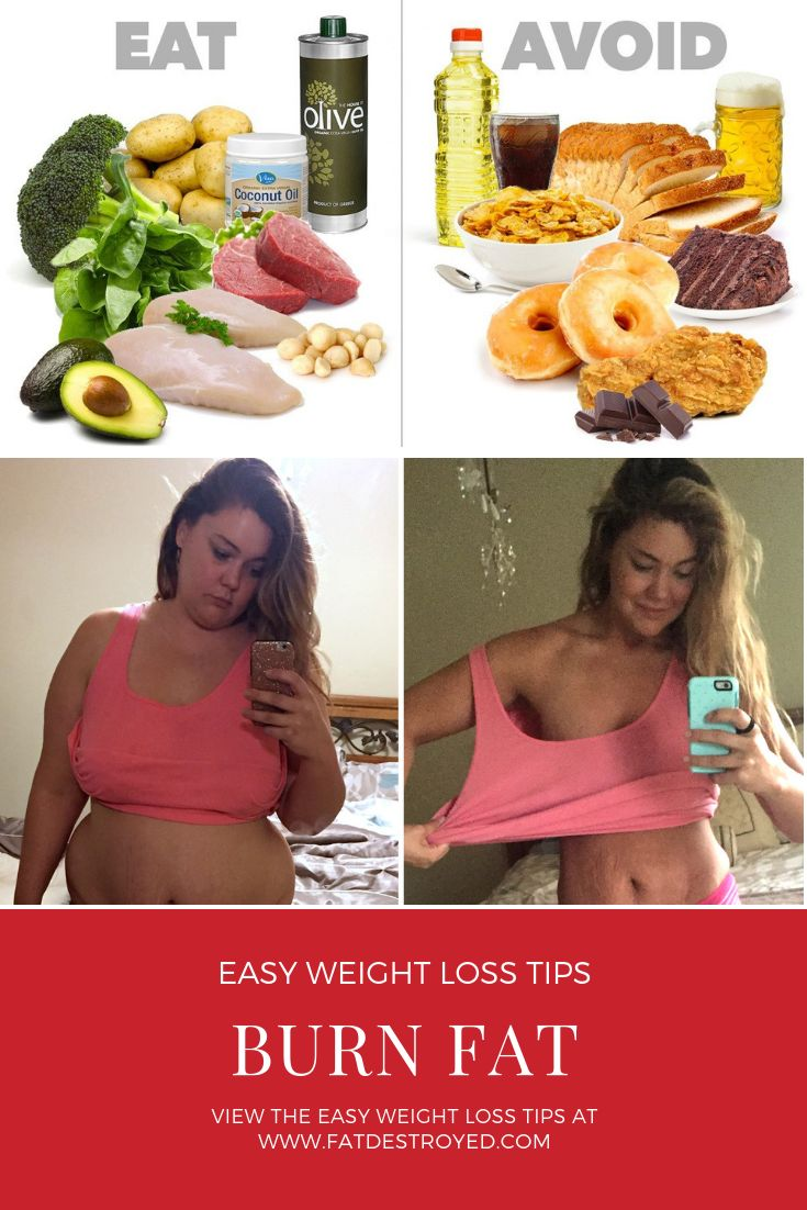 Never run out of weight loss tips. Make sure to stick with it and you will lose ...