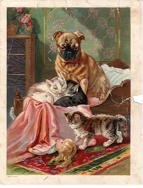 victorian artwork