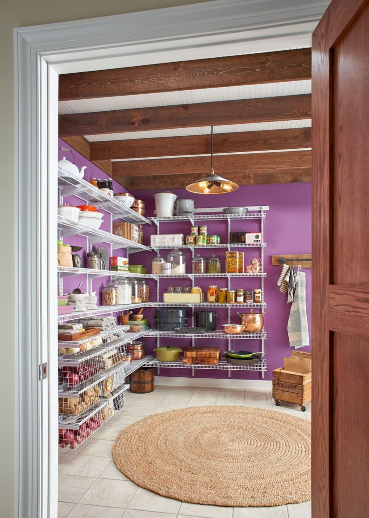 Food Brings The Family Together, So Get Your Pantry In Top Shape Now With #