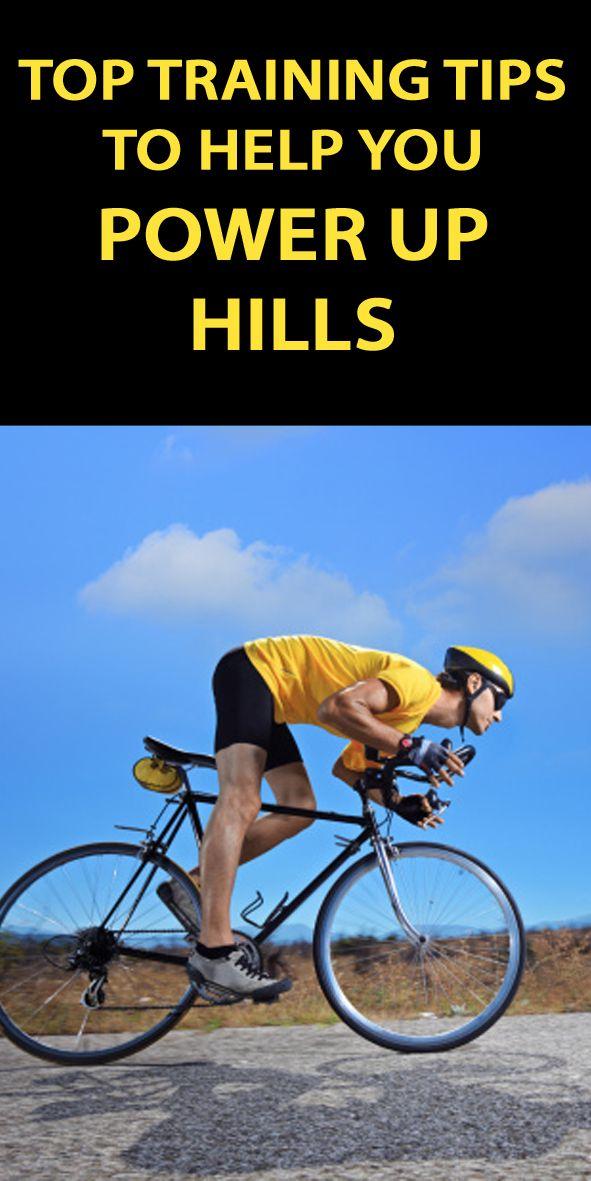 .TOP TRAINING TIPS TO HELP YOU POWER UP HILLS: http://thecyclingbug.co.uk/bugfeed/videos/b/weblog/archive/2015/05/05/cycling-power-training-tips-for-climbing.aspx?utm_source=Pinterest&utm_medium=Pinterest%20Post&utm_campaign=ad #cycling #hills #cyclingtips #climbing