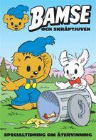 Förpacknings och tidningsinsamlingen: Gratis Bamse-tidning att beställa om återvinning!