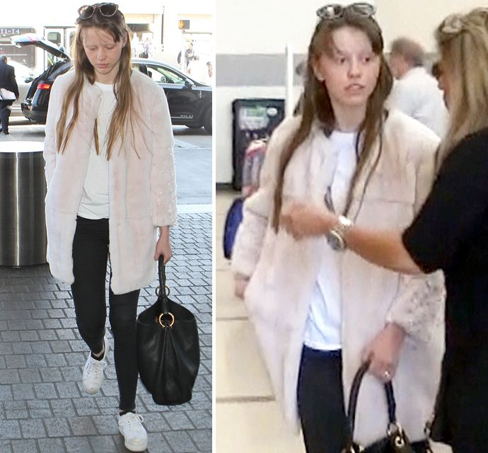 Why Doesnt Mia Goth Have Eyebrows   www.imgkid.com - The ...