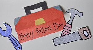Handyman Father's Day Card