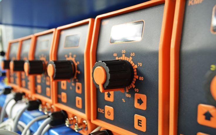 K Dosing Pumps - Production
