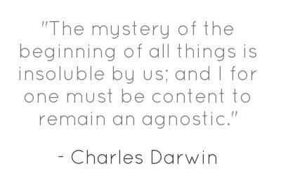 """Charles Darwin Quote, tes pasas diciendo palabras con luz.....Solo que las tuyas son profundas...jajajaj             """"Es bruto y orgulloso de serlo"""""""
