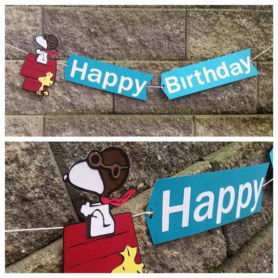 Snoopy party Snoopy birthday Peanuts by KpDigitalCreations on Etsy
