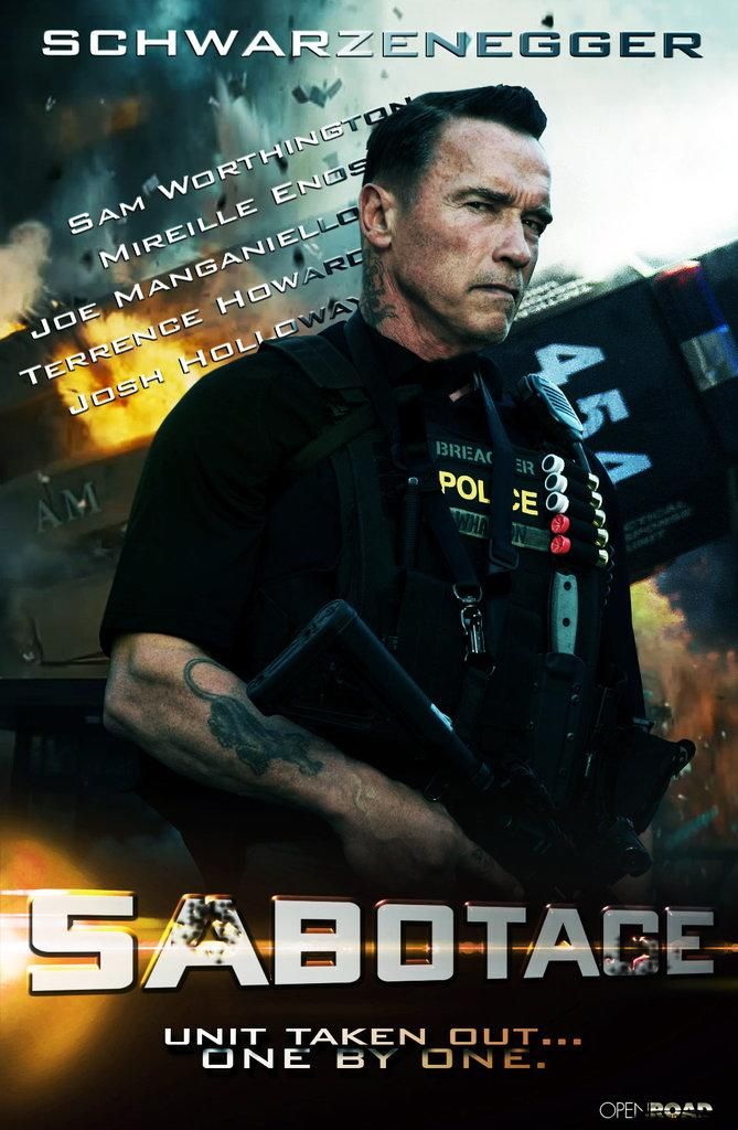 """Sabotage 2014 Reviews 