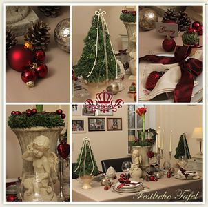 Christmas Table - www.relana-dombetzki.de