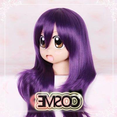 39.00$  Watch now - https://alitems.com/g/1e8d114494b01f4c715516525dc3e8/?i=5&ulp=https%3A%2F%2Fwww.aliexpress.com%2Fitem%2FThe-Future-Diary-Uryuu-Minene-70cm-purple-black-curly-Cosplay-wig-Mirai-Nikki-Hot-sale-anime%2F32304095518.html - The Future Diary Uryuu Minene 70cm purple-black curly Cosplay wig Mirai Nikki Hot sale anime wig + Free Wig Cap free shipping 39.00$