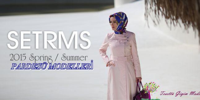 2015 Setrms Pardesü Modelleri-Setrms Yeni Sezon Pardesü Modelleri