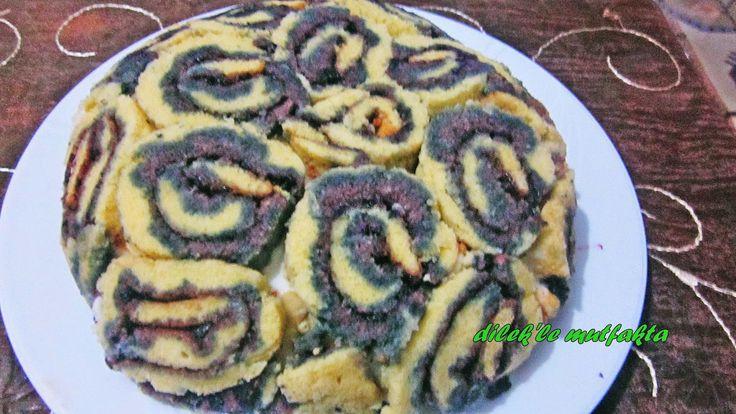 Dilek'le Mutfakta: Dut Marmelat Dolgulu Rulo Pasta