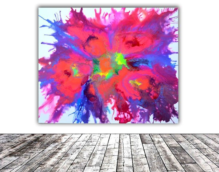 Buy Peacock Tail - 120x100 cm - FREE SHIPPING Large Abstract, Big Painting - Ready to Hang, Office, Hotel, Restaurant Wall Decor, Acrylic painting by Soos Tiberiu on Artfinder. Discover thousands of other original paintings, prints, sculptures and photography from independent artists.
