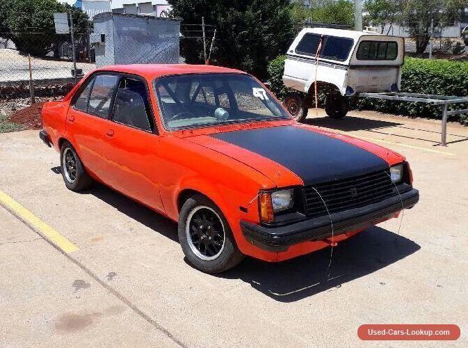 1984 Holden Gemini TF Race Car #holden #gemini #forsale #australia