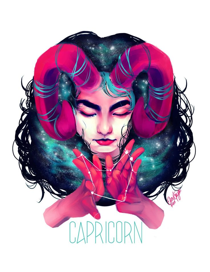 Cosmic Capricorn
