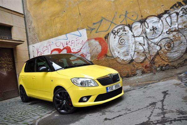 Skoda FAbia RS2