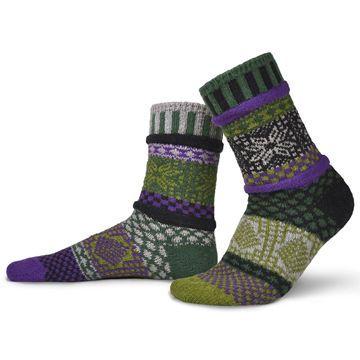 Toon details van Solmate Socks BALSAM Mismatched Sokken