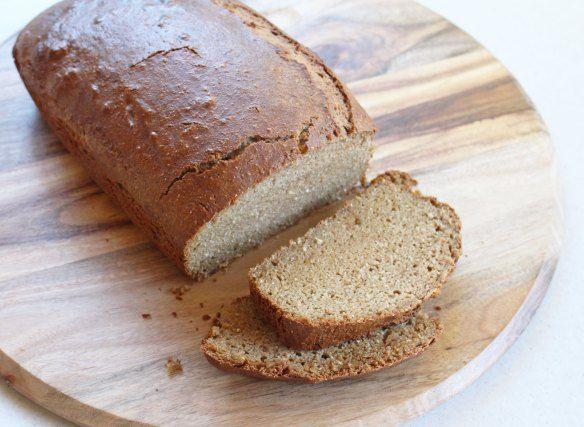 Paleo Challenge Day 30 - Bread...Sandwich Bread.
