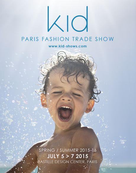 Kid's Wear - Kid Paris S/S 2016