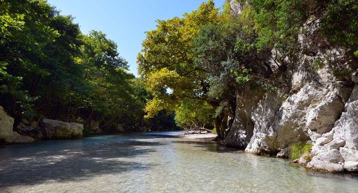 A perfect day at Acheron River