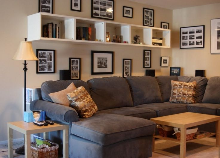 Decorating Ideas For Living Room With White Walls