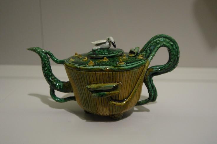 Rijks museum amsterdam - antique chinese teapot