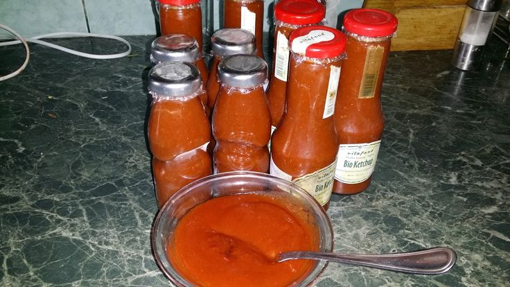 Boros Valéria: Ketchup