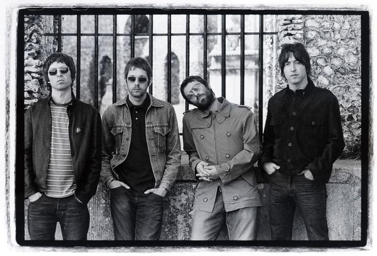 Oasis / Liam / Noel / Gem / Andy