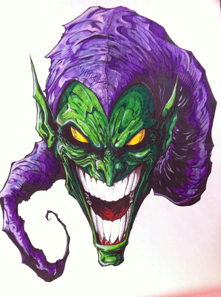 Green Goblin.