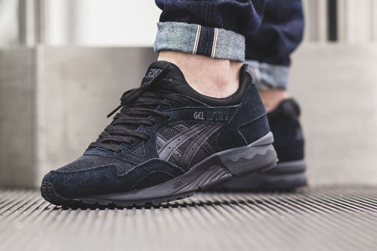 "Asics Gel-Lyte V ""Black"""