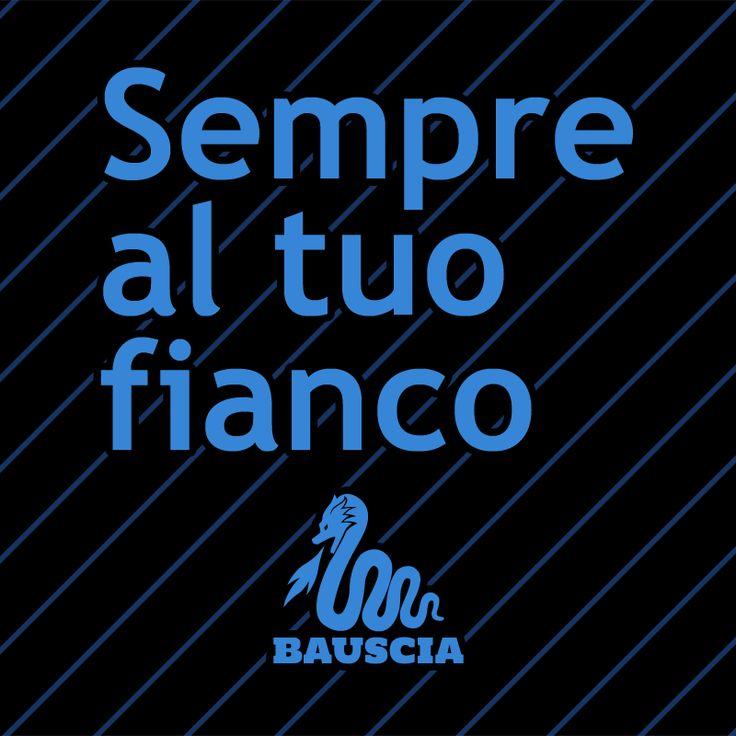 Sempre al tuo fianco  www.bauscia.it