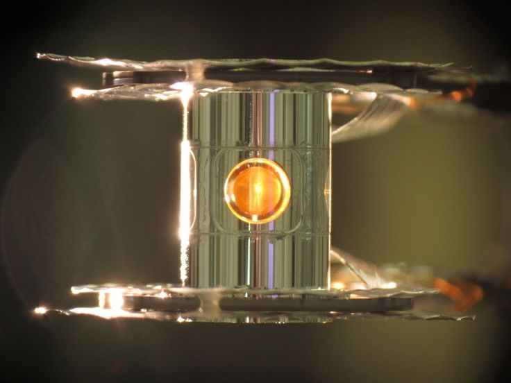In a new fusion experiment, researchers fired laser beams at a gold canister, called a hohlraum, which had a coating of fuel inside made up of deuterium and tritium, heavy isotopes of hydrogen.
