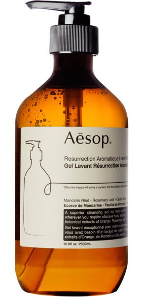 Aesop! Love this product! No hand wash comes close!