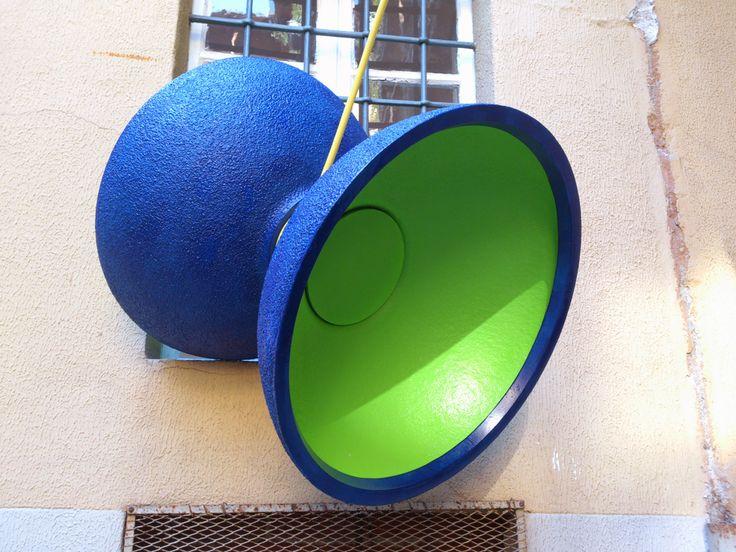 Ignazio Mazzeo #art #sculpture #mariottimazzeo #ignaziomazzeo #yoyo