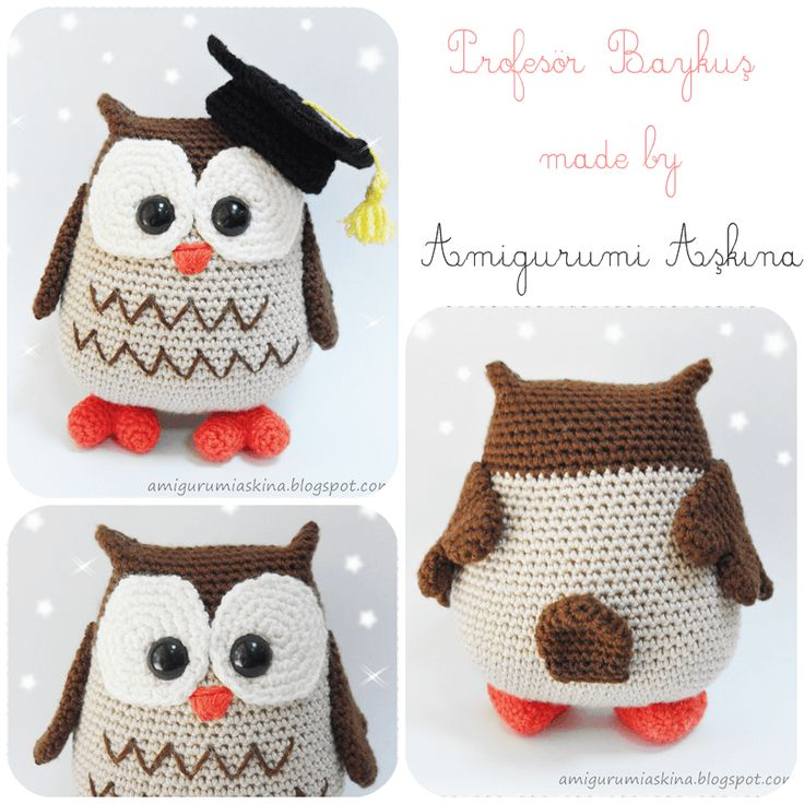 419 best images about Crochet Owls Inspiration on ...