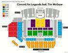 #Ticket  Tim McGraw Concert for Legends 4 Tickets 08/05/16 (Canton) #deals_us